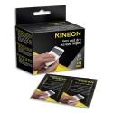 KINEON Boîte de 24 lingettes duo humides/sèches pour écrans (20 unités + 4 offertes) AMCA024KIN