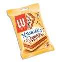 LU Paquet de 24 sachets de 2 gateaux Napolitain, 2 x 30g, fourrage au chocolat