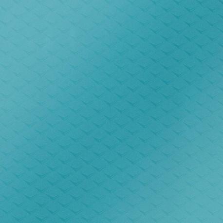 ESSELTE Chemise 3 rabats élastique Colour Ice, en polypropylène 5/10ème. Coloris bleu