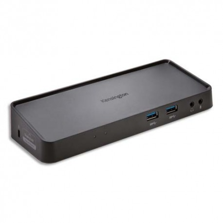 KENSINGTON Station d'accueil universelle USB 3.0 SD3650 K33997WW