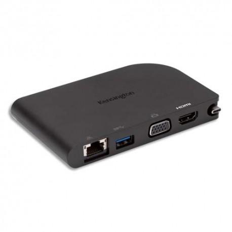 KENSINGTON Station d'accueil mobile USB-C SD1500 K33969WW