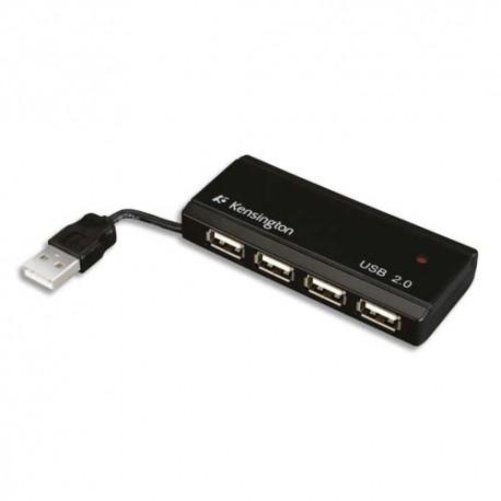 KENSINGTON Pocket Hub mini 4 ports 33399EU