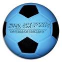 FIRST LOISIRS Ballon de foot mousse de PVC 15,5cm, 220g éveil au sport. Parfait pour apprendre