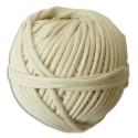 GRAINE CREATIVE Pelote de coton en bobine de 100g diamètre 2mm sur 44m environ