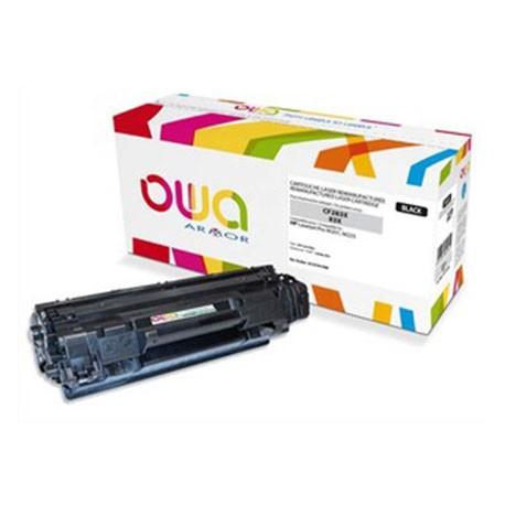 OWA Toner compatibilité HP Noir CF283X K15791OW