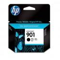HP 901 (CC653A) - Cartouche jet d'encre noir de marque HP CC653AE (HP N°901)