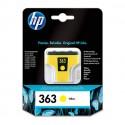 HP 363 (C8773E) - Cartouche jet d'encre jaune de marque HP C8773EE (HP N°363)