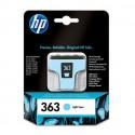 HP 363 (C8774E) - Cartouche jet d'encre cyan clair de marque HP C8774EE (HP N°363)