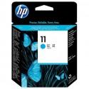 HP 11 (C4811A) - Tête d'impression jet d'encre cyan pour 2200 n°11 C4811AE