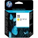 HP 11 (C4813A) - Tête d 'impression jet d'encre jaune pour 2200 n°11 C4813AE