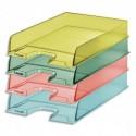 ESSELTE Corbeille à courrier COLOUR'ICE Dimensions (lxhxp) : 25,4x6,1x35cm
