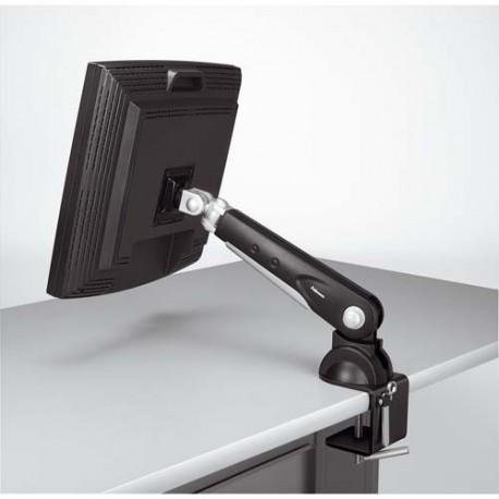 FELLOWES bras porte ecran plat a pince std 8034401