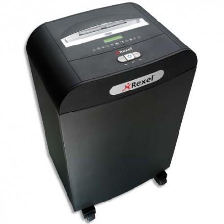 Destructeur de document Rexel bureau coupe droite rds2270 2102433eu