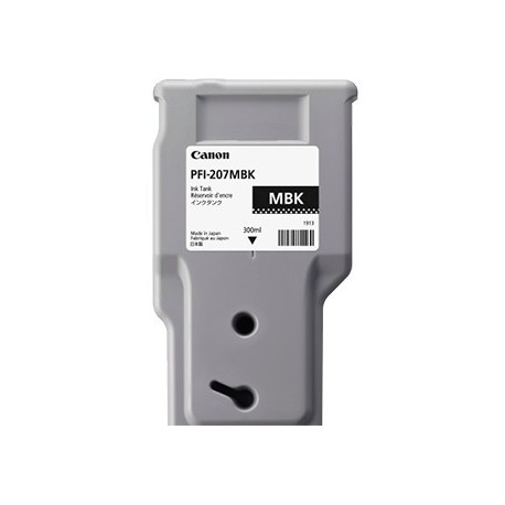 Cartouche d'encre CANON PFI-207 originale capacité 300 ml