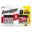 ENERGIZER Blister de 8 piles AA LR06 max 7638900426618