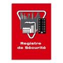SICLI Registre de sécurité
