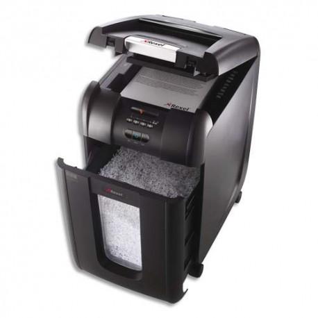 Destructeur de document Rexel Auto-alimenté AUTO+ 300X, sécurité P4 2103250EU