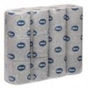 KLEENEX Colis de 8 paquets de 12 rouleaux 150 feuilles de Papier toilette Blanc Ultra douceur, 2 plis