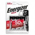 ENERGIZER Blister de 4 piles AA LR06 max 7638900426557
