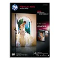 Papier photo HP - Boîtes 20 feuilles papier photo Premium Plus A4, finition brillant CR672A