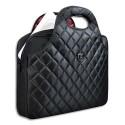 """PORT DESIGN Sacoche Firenze TL 15,6"""" en Nylon 840D - Dimensions : L41 x H44 x P7,5 cm coloris noir"""