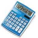 CITIZEN Calculatrice de bureau 8 chiffres CPC112 laquée bleue clair CDC80LBWB