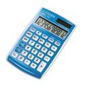 Calculatrice de poche 12 chiffres Citizen CPC112 laquée bleue clair CPC112LBWB