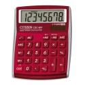 Calculatrice de bureau Citizen CDC 80 Rouge / switch CDC80 Grise