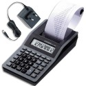 Calculatrice imprimante Citizen CX 77 IV portable + adaptateur