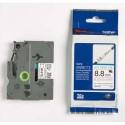 BROTHER HSE-221 (HSE221) Gaine thermo-retractable (pour PT-H300, PT-H500, PT-E300VP), 9mm de large