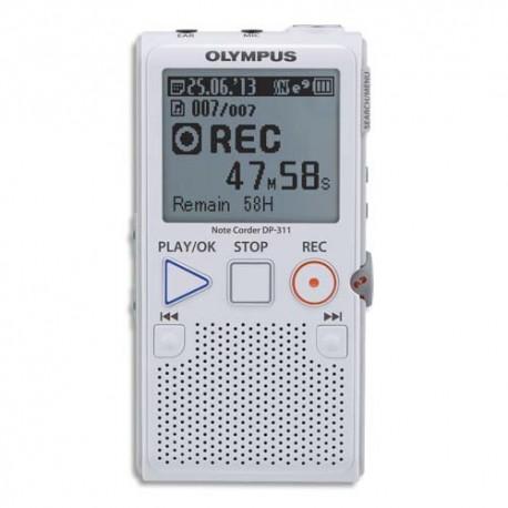 OLYMPUS Enregistreur numérique DP 311 V412131WE000