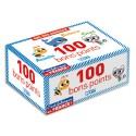 Boîte de 100 images