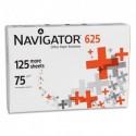 NAVIGATOR Ramette 625 feuilles papier Blanc Navigator 625 A4 75G CIE 136