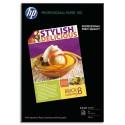 Papier photo HP - Pack de 50 feuilles Papier photo professionnel jet d'encre brillant 180g A3 C6821A