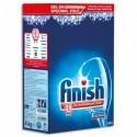 FINISH Paquet de 4KG de sel régénérant pour lave-vaisselle, lutte contre les dépôts de calcaire