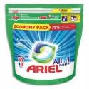 ARIEL Boîte plastique de 50 doses de lessive liquide Ecodoses parfum Alpine