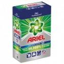 ARIEL Lessive poudre Professional Antibacteria élimination dès 40 °C de 99,999 % des bactéries, 120 doses