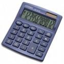CITIZEN Calculatrice de bureau 12 chiffres SDC812NR Bleue 7242534