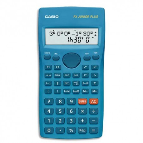 Calculatrice scientifique Casio FX JUNIOR - NEW