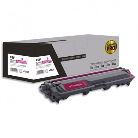 PSN Cartouche compatible laser pro magenta Brother TN-245, L1-BTTN245M-PRO