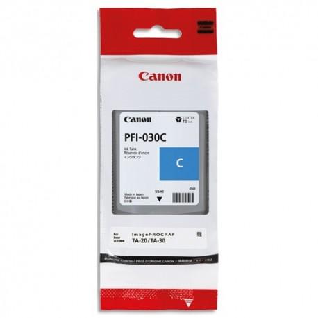 CANON Cartouche jet d'encre PFI-030C 3490C001AA