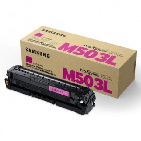 SAMSUNG Cartouche laser magenta CLT-M503L/SU281A