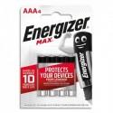 ENERGIZER Blister de 4 piles AAA LR03 max 7638900426687