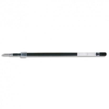 UNI-BALL Recharge pour stylo bille 3 couleurs JETSTREAM RT rétractable. Encre gel Noire