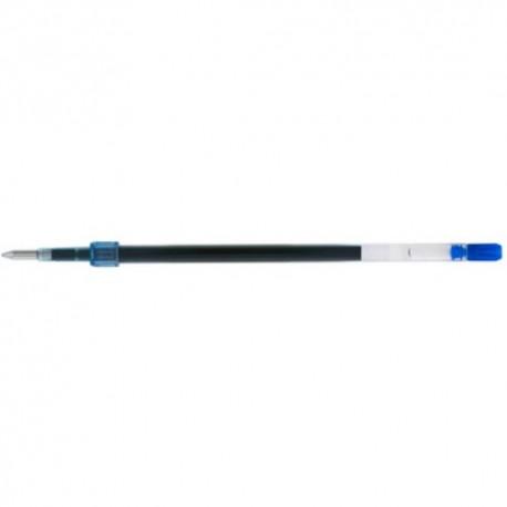 UNI-BALL Recharge pour stylo bille 3 couleurs JETSTREAM RT rétractable. Encre gel Bleue