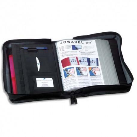 Exacompta Porte Documents Portable à Faisceaux 20 Faisceaux 10