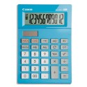 CANON AS-120V (AS120V) Calculatrice de bureau 12 chiffres bleue AS120V-5476B001AA
