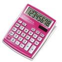 CITIZEN Calculatrice de bureau 8 chiffres CPC112 laquée rose CDC80PKWB