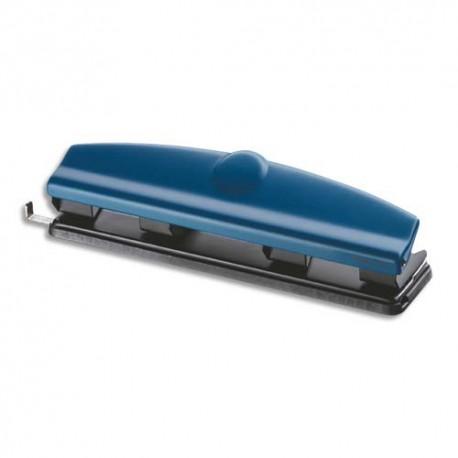 Perforateur 4 trous ESSELTE perforation capacité 10 feuilles Bleu
