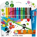Ffeutre de coloriage Reynolds Pointe extra large pochette de 12 feutres dessin Coloris assortis